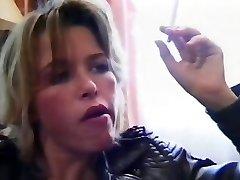 Smoking fetish-Rauchmoesen..