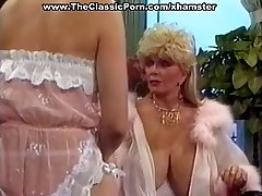 Sexy retro honey horny seduction