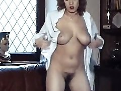 Rock   roll  vintage bouncy big knockers strip dance