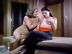 1979 old school porn oiled lesbos pussy licking in sauna