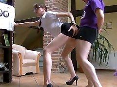 Secretary try her new BOSS
