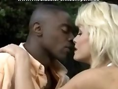 Bride chooses black cock to future husband
