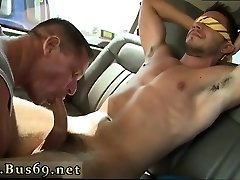 Hetero experimenting gay sex Anal Exercising!