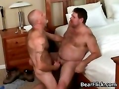 Hardcore gay bear love with Ben part5