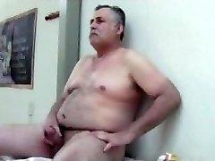Daddy Masturbating