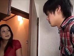 Roleplay Japanese Mom NOT her sonnie English subtitles
