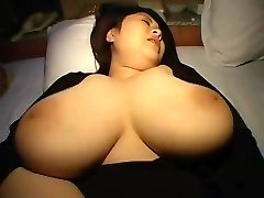 HUGE-BOOBED BBW JAPANESE NUBIAN