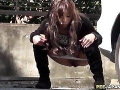 Fetish asian sluts pee