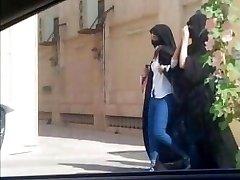 Türkisch Arabisch-asiatischen hijapp mix 1fuckdatecom