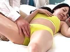 Mei Yuki, Anna Momoi in Magic Mirror Cage Camper for Couples 6 part 2