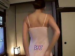 Hawt jaapani mitte-professionaalne