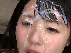 japonais bukkake reine
