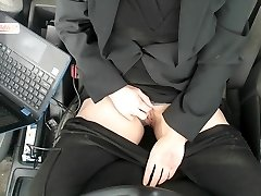 Pussy Public Finger Filthy Gullet