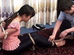 Kina bondage 20 - tiedherup.com