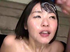 Asian Bukakke Queen