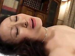 Naughty Japanese girl in Exotic Uncensored, Dildos/Playthings JAV video