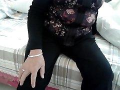 One more Amateur Asian Grandma
