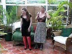 Vintage Village Women Summer Stripping Fun