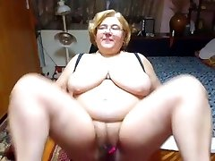 Mature with fat bosoms