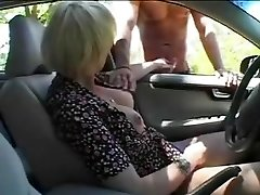 pretty Transgirls  sucks and fucks outdoors