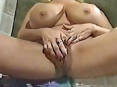 Best homemade Big Knockers, Ash-blonde sex clip