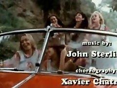 Revenge of the Cheerleaders - David Hasselhoff old school