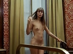 Jane Birkin bare - Love at the Top