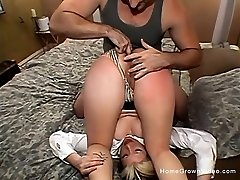 Bambi loves to suck manstick, and she loves to prove it! She