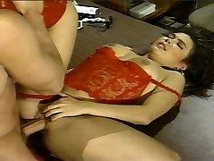 Asian lingerie vintage cunny hammered