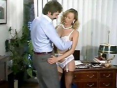 Ursula Gaussmann-Hook-up at the office(Gr-2)