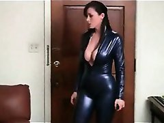 Juicy Tempting Sweet Latex Chick Domination