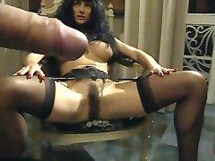 Venere Bianca - black stockings