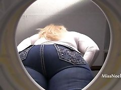 teasing the toilet boy