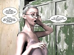 3D Comic: Raymond. The Untold Tales. Episode 3