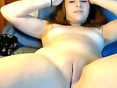 Linda Teen Descascar & Masturbação
