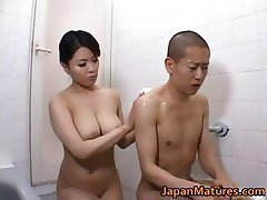 Boob Boob Miki Sato Pleasing Shower part2