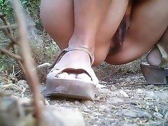 Girls Pissing voyeur video 169