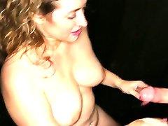 faith sucking cock at gloryhole cumshot compilation
