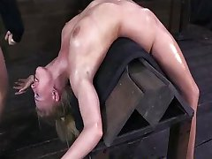 former gymnast gets destroyed by cock 2
