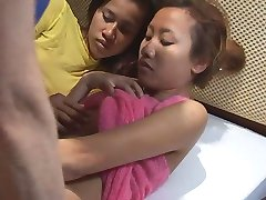 Saori & Saya  Shower but no like cum on face thaigirltia.com