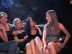 Smoking Cfnm Part 1
