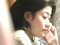 Slutty Japonská Žena II