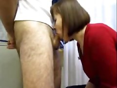 A mix tape of amateur wives getting cumshots