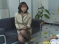 AzHotPorn.com - Lewd Asian Female Attorney Shamed