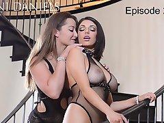 Miejskie lesbijki Seria 2 Dani Daniel & Darcy Dolce
