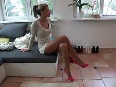 Tamia - Tacchi zum abspritzen - da ladygaga-heels von MDH