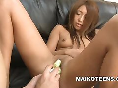 Shaved Pussy Japanese Teen Sex Saki Maruo