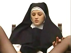 My favorite vids nuns hard double fuck