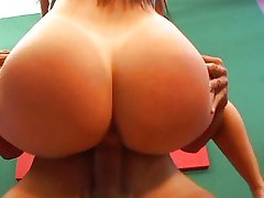 Super hot Brazilian booty