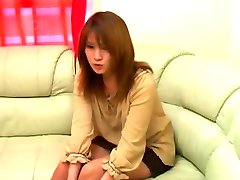 Japanese Girl sheds Clothes in exchange for Cock